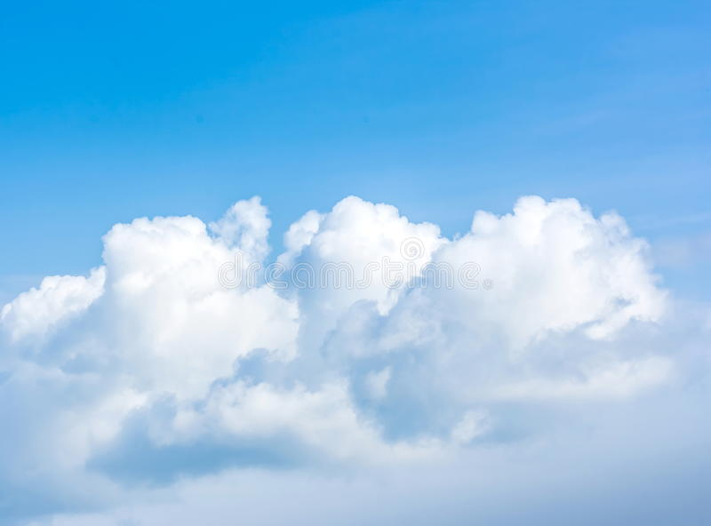 Download Beauty cloud stock photo. Image of bright, outdoor, white - 39510834