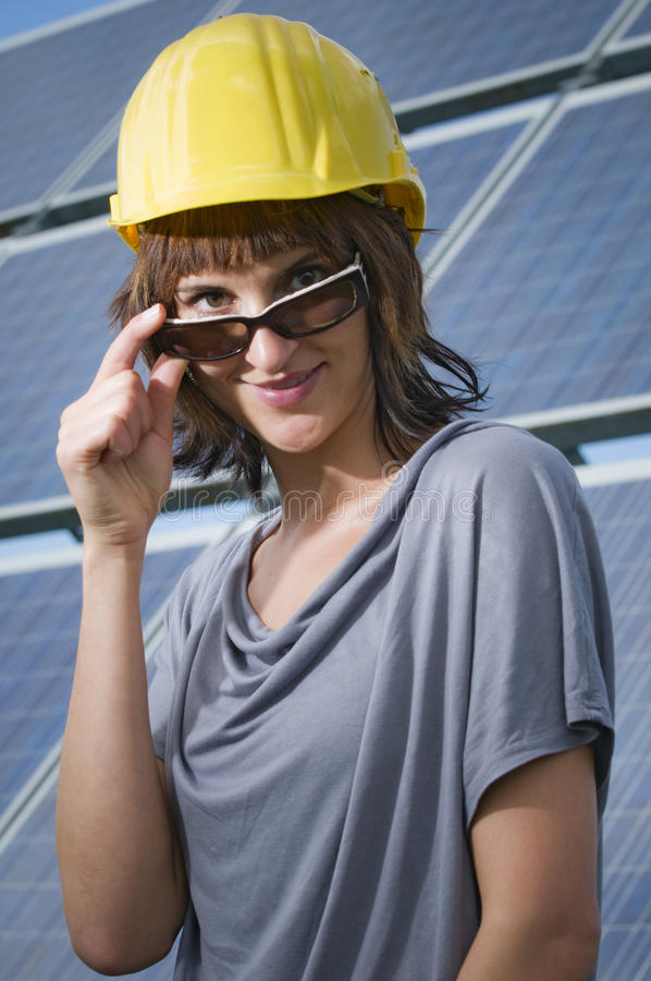 Download Beauty Construction Engineer Royalty Free Stock Photo - Image: 21915055