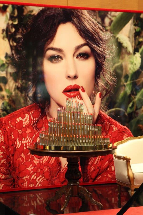 Free Beauty Corner Dolce & Gabbana. Moscow. TSUM. 12.03.2014 Stock Photo - 120192480