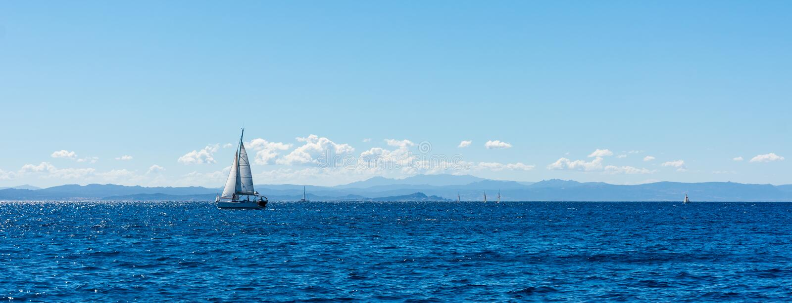 Beauty of Corsica nature stock images