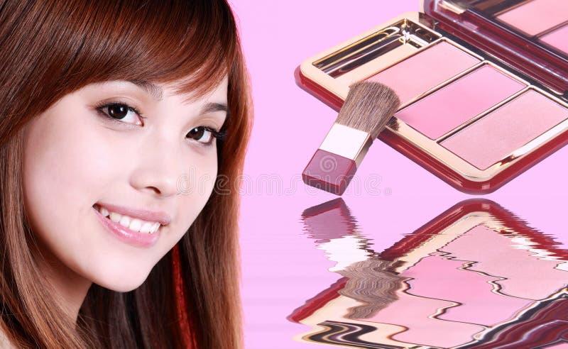 Download Beauty cosmetics. stock photo. Image of fresh, image, brush - 7537036