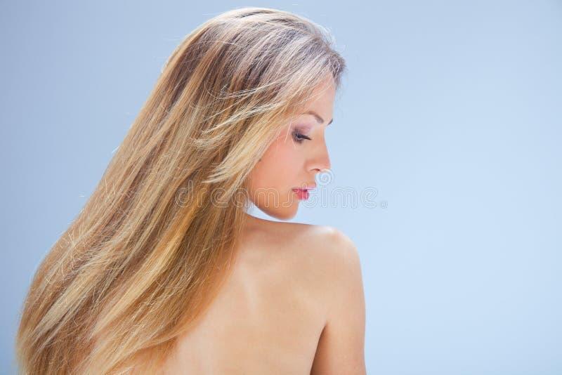 Download Beauty face stock image. Image of feminine, pleasure - 19638549