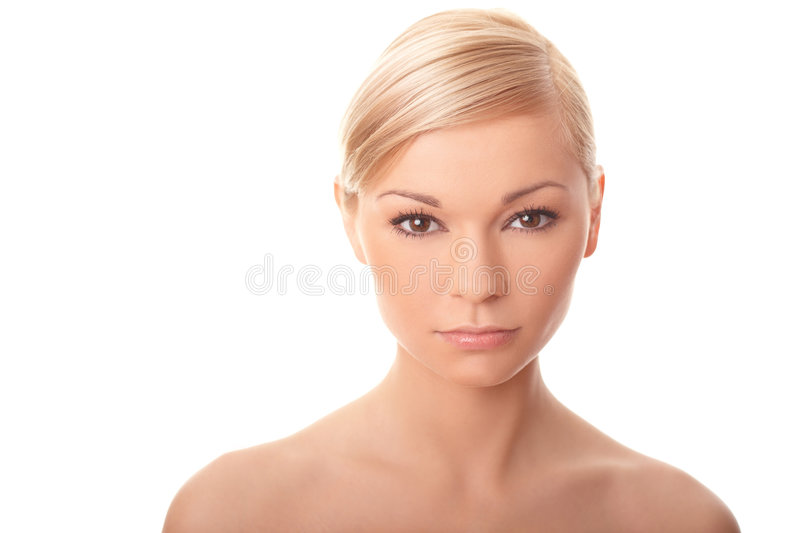 Download Beauty and Fresh stock photo. Image of portrait, lady - 3981838