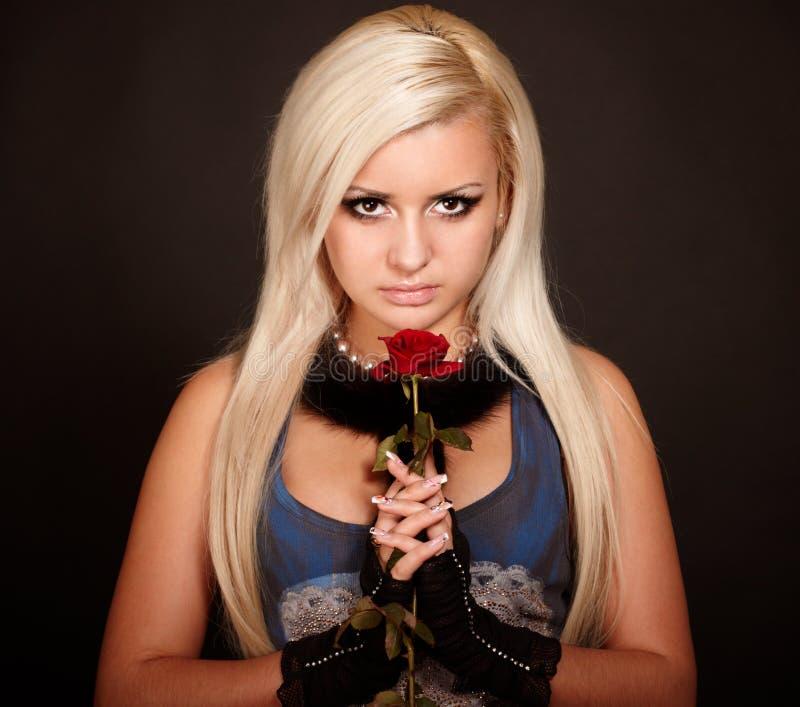 Beauty girl royalty free stock photography