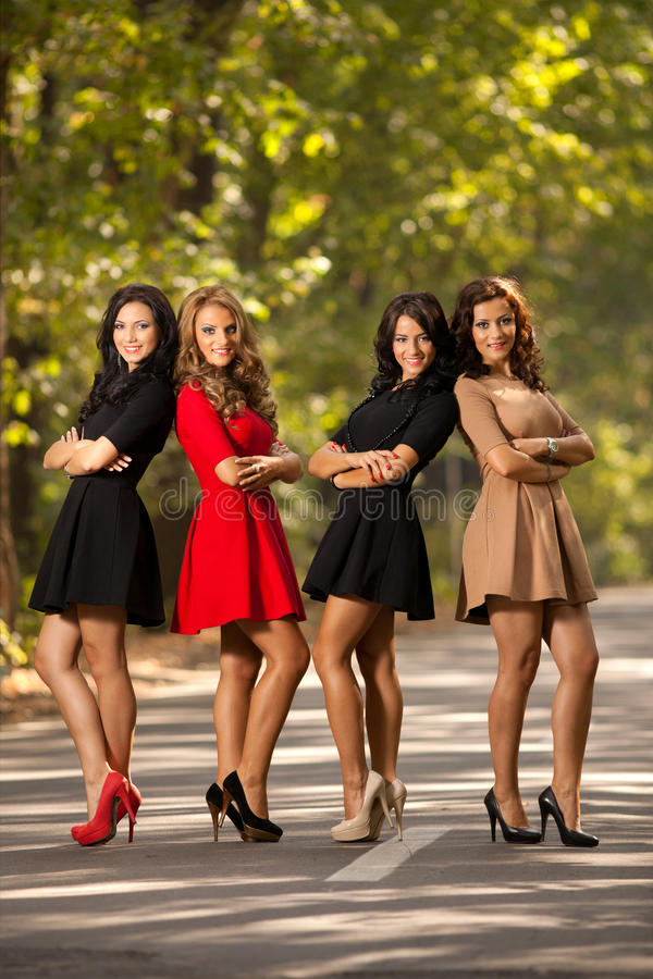 Free Beauty Girls Royalty Free Stock Photos - 21863398