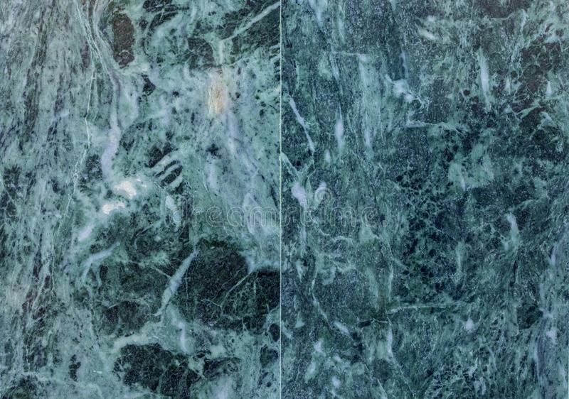 Beauty of granite marble stone pattern texture marble rock background. Natural granite color elegance blue green stock photo