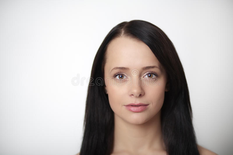 Download Beauty head shot stock image. Image of beautiful, cheerful - 26378355