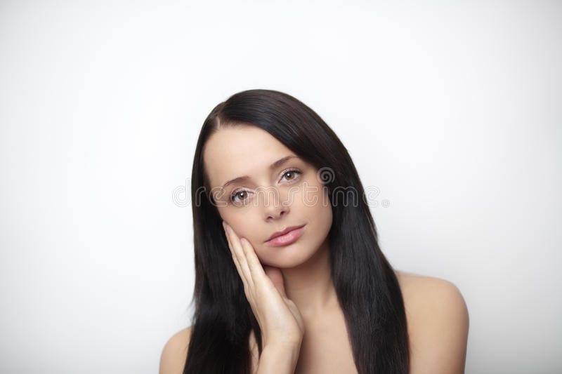 Download Beauty head shot stock photo. Image of perfect, serenity - 26378458