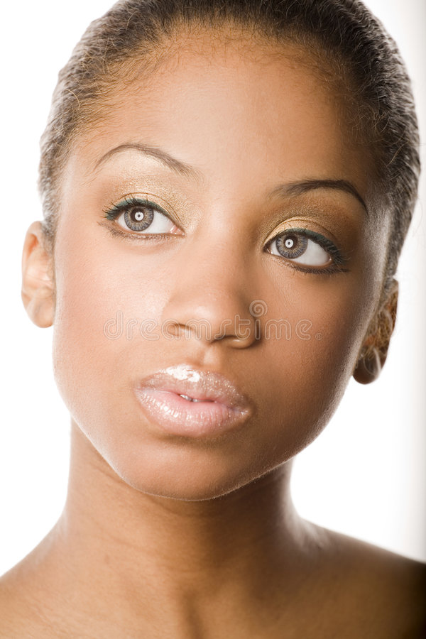 Download Beauty Headshot stock image. Image of care, lips, vitality - 3320505