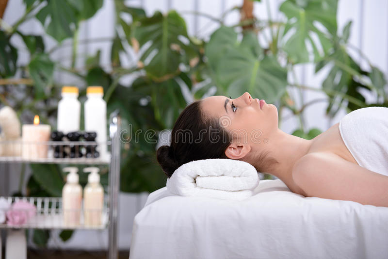 Download Beauty and Health stock photo. Image of lady, head, face - 41776220