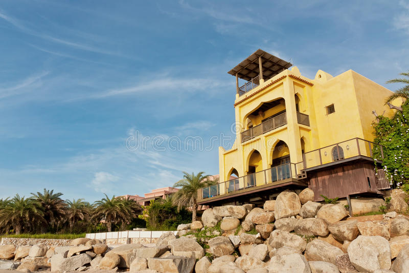 Download Hotel resort near beach stock photo. Image of island - 29915710