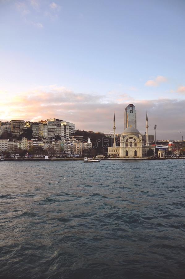 Beauty of Istanbul stock photography