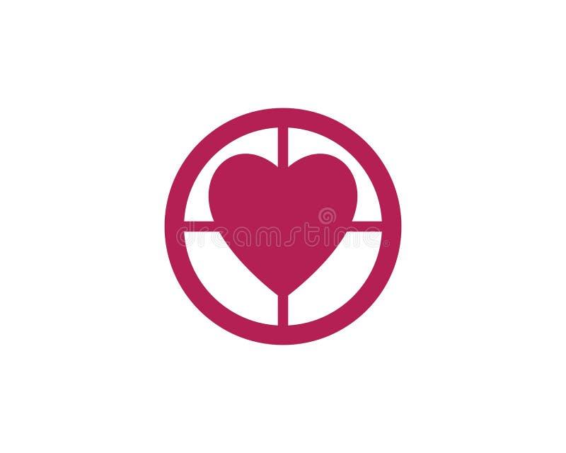 Beauty Love Vector illustration design. Beauty Love Vector icon illustration design Template birth birthday cardiac celebrate chalk collection congratulation stock illustration