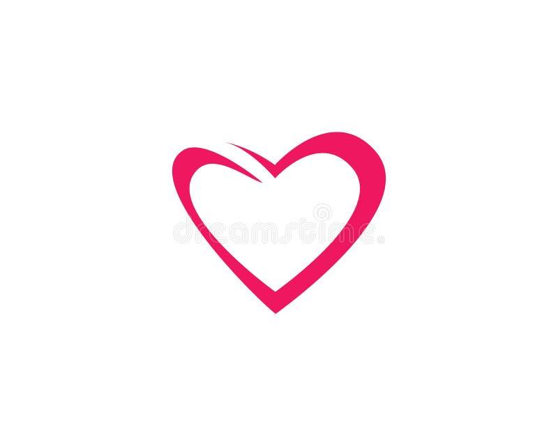 Beauty Love Vector illustration design. Beauty Love Vector icon illustration design Template, birth, birthday, cardiac, celebrate, chalk, collection royalty free illustration