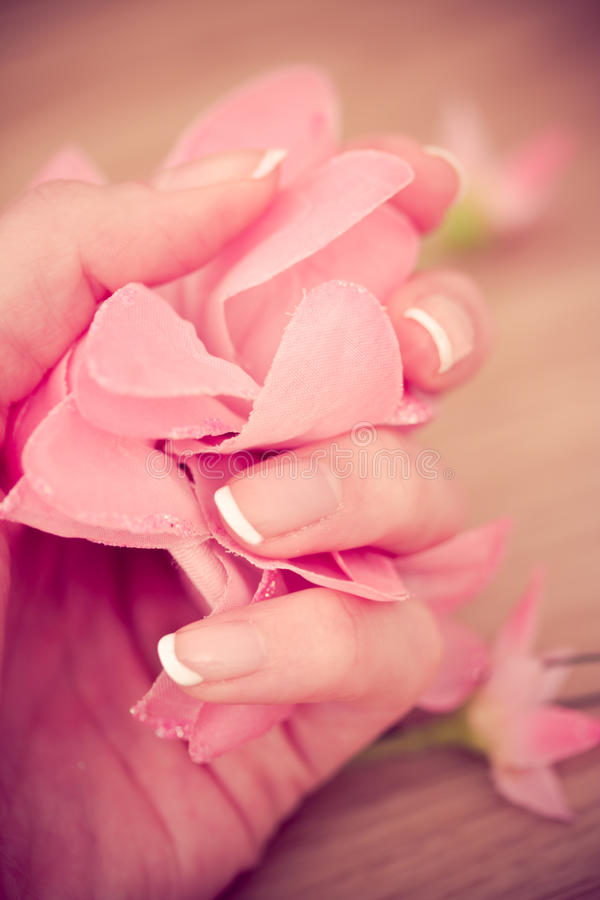 Download Beauty Manicure And Spa Relaxing Wellness Stock Photo - Image: 23617088