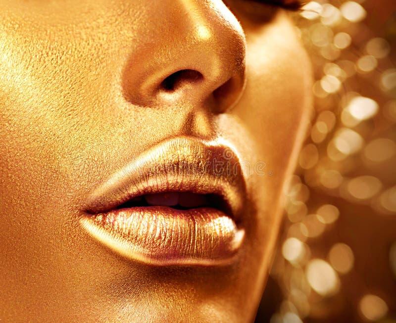 Golden skin girls