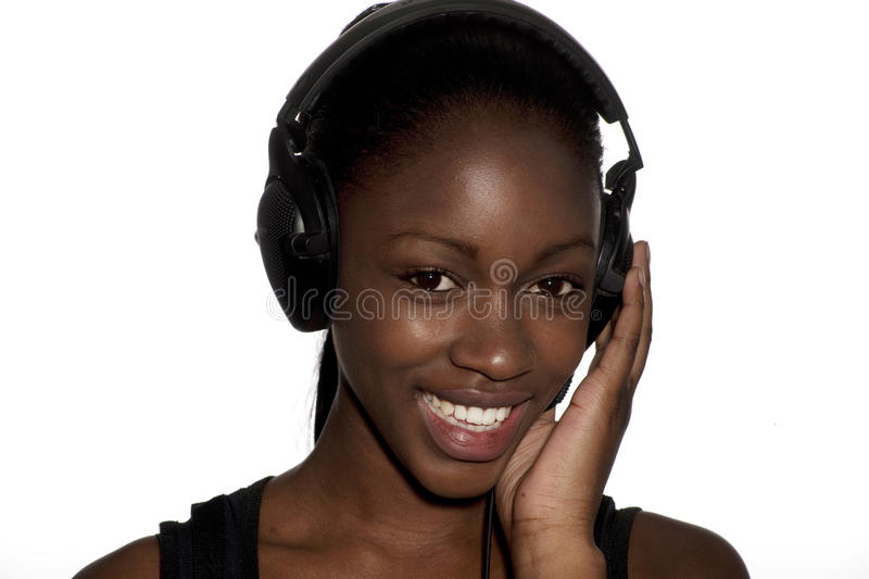 Beauty music royalty free stock photography