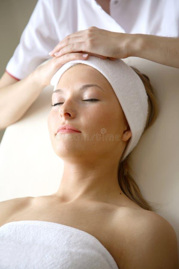 Beauty Parlour Stock Photography