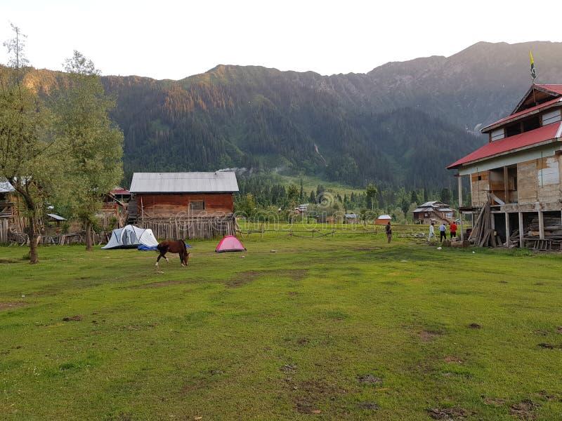 Beauty Peace Love Pakistan Kashmir. Clean, green, , , , neelam, arang-kel royalty free stock photos