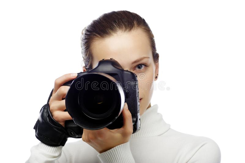 Download Beauty photographer stock photo. Image of photographing - 16240252