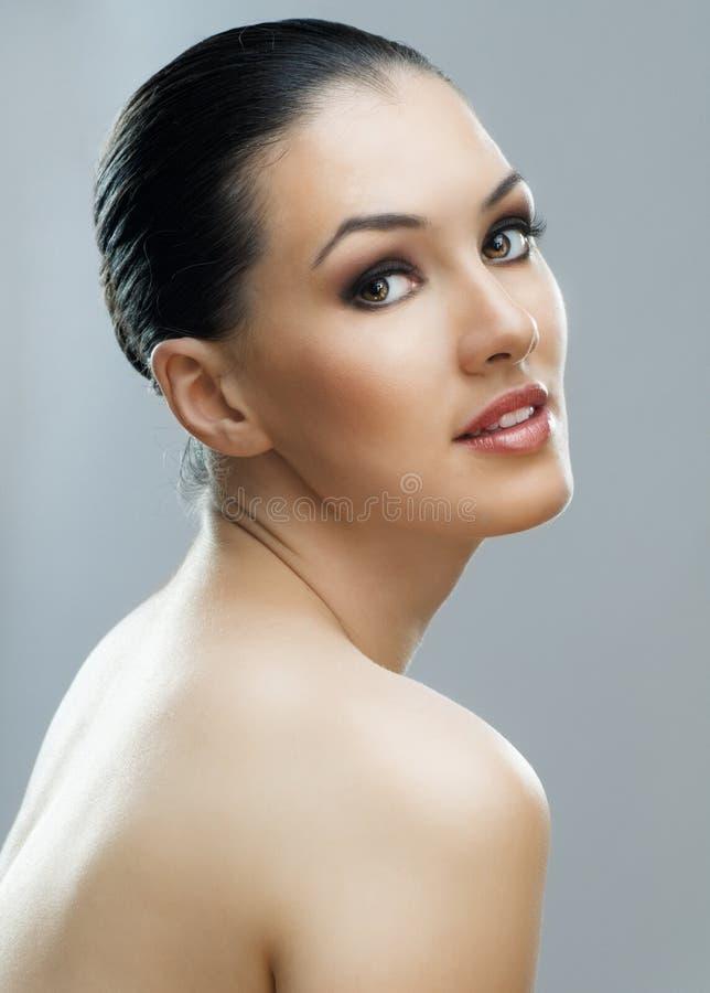 Download Beauty portrait stock image. Image of shoulder, purity - 16106025