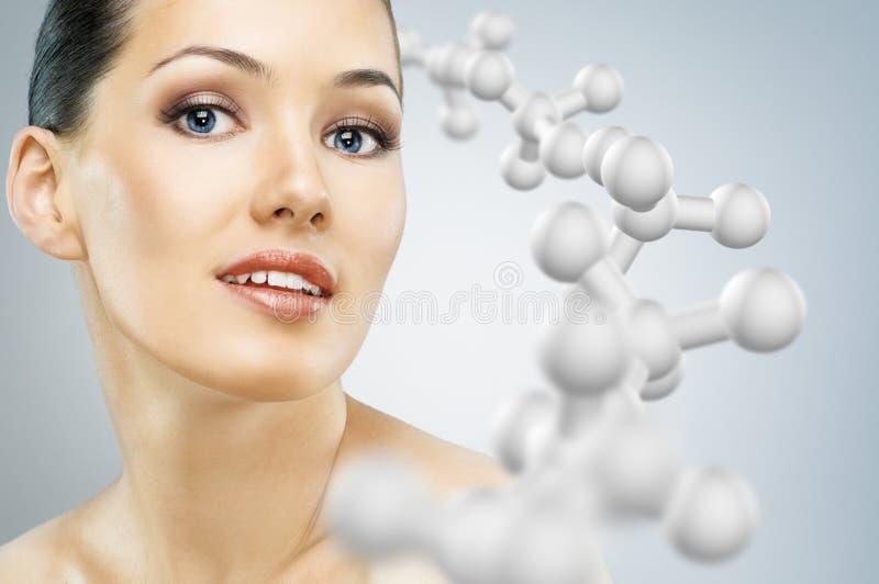 Download Beauty portrait stock photo. Image of caucasian, head - 16214102