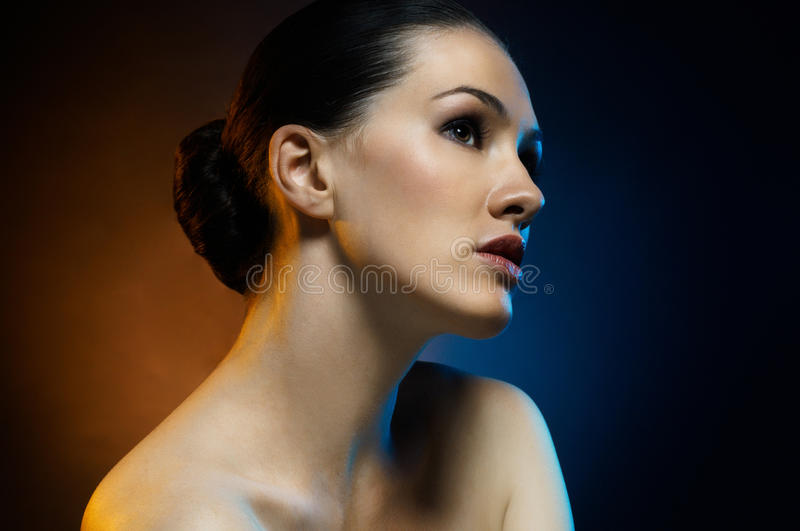 Download Beauty Portrait Royalty Free Stock Photography - Image: 16214157