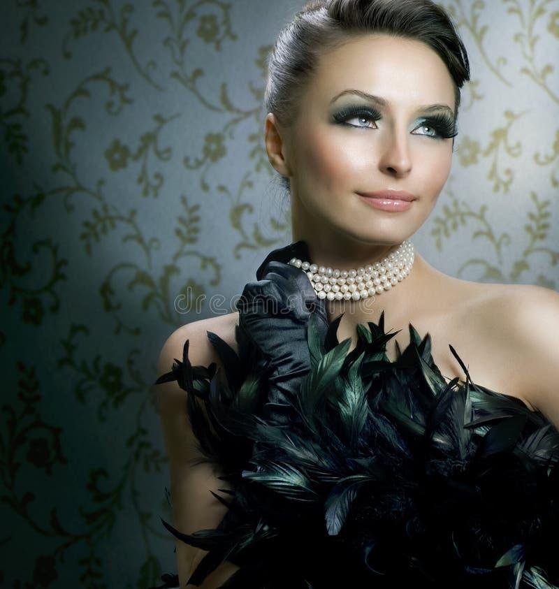 Download Beauty Portrait stock photo. Image of colour, beauty - 18450242