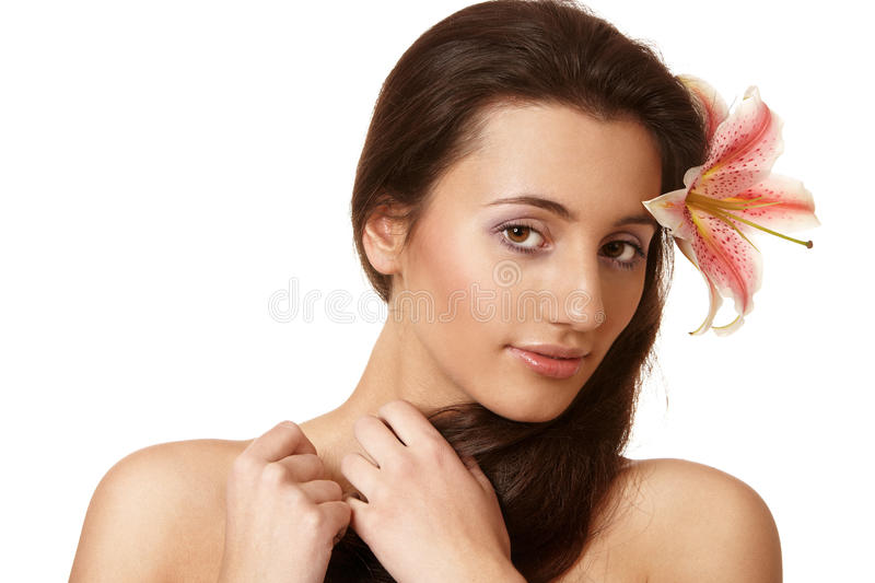 Download Beauty portrait stock image. Image of pretty, health - 19477459