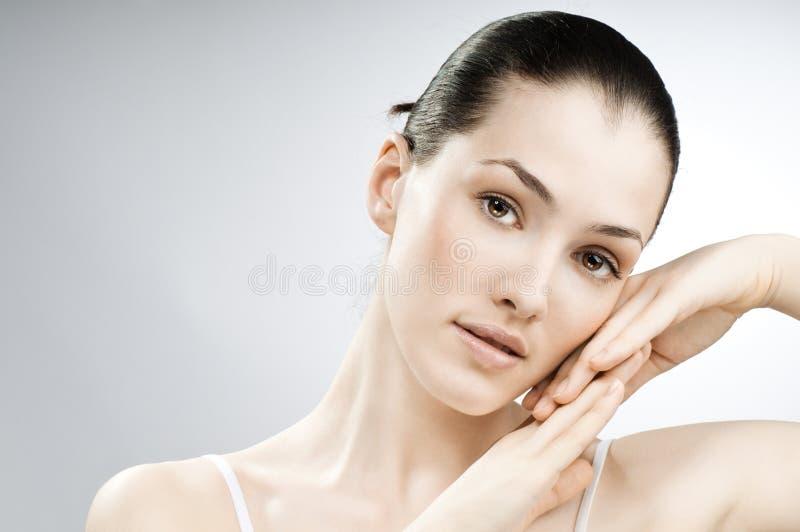 beauty portrait στοκ φωτογραφία με δικαίωμα ελεύθερης χρήσης