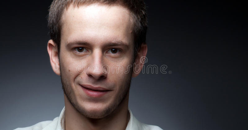 Download Beauty Portrait Of Handsome Man Stock Image - Image: 35269525