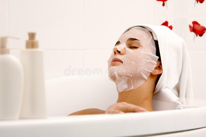 Download Beauty procedures stock photo. Image of adult, peaceful - 16772460
