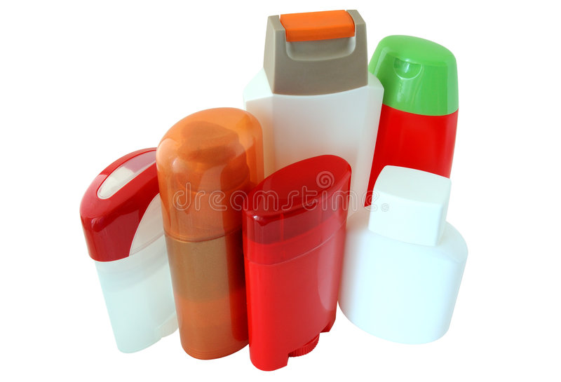 Beauty products. stock photo