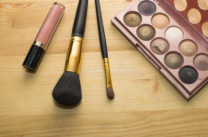 Beauty products royalty free stock images