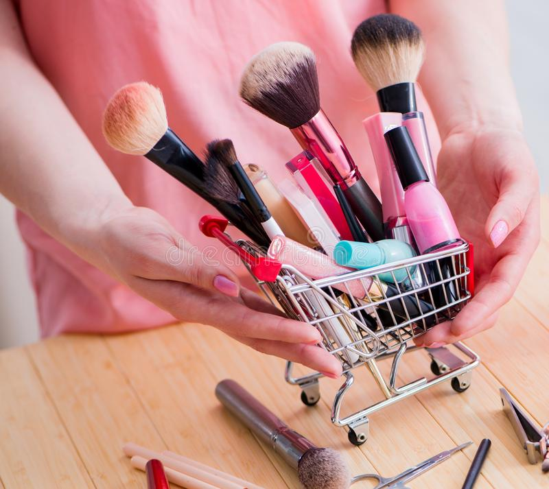 Free Beauty Products Nail Care Tools Pedicure Closeup Stock Photo - 160811230
