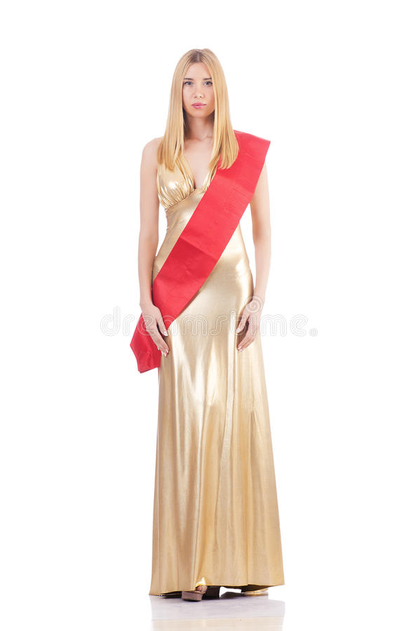 Download Beauty queen stock image. Image of competition, happy - 28784537