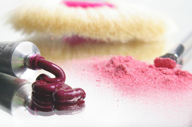 Download Beauty Regimen stock image. Image of color, glitz, eyemakeup - 1412971