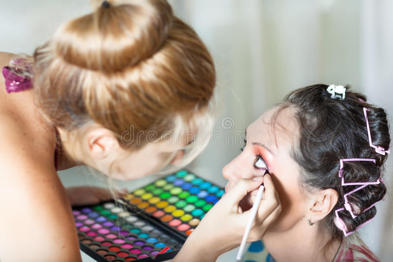Download Beauty Salon Stock Photography - Image: 24671752