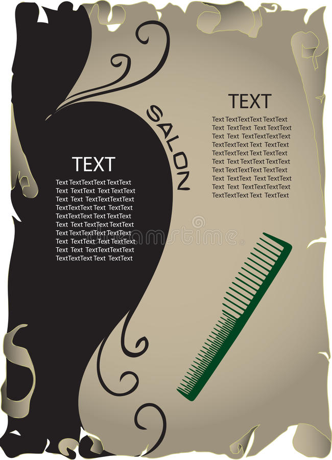 Beauty Salon 3 Royalty Free Stock Images