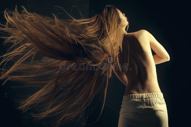 Beauty salon and fashion. royalty free stock image