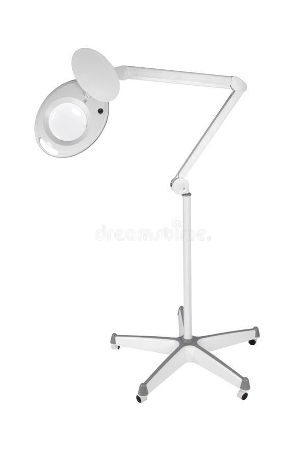 Beauty salon lamp royalty free stock photo