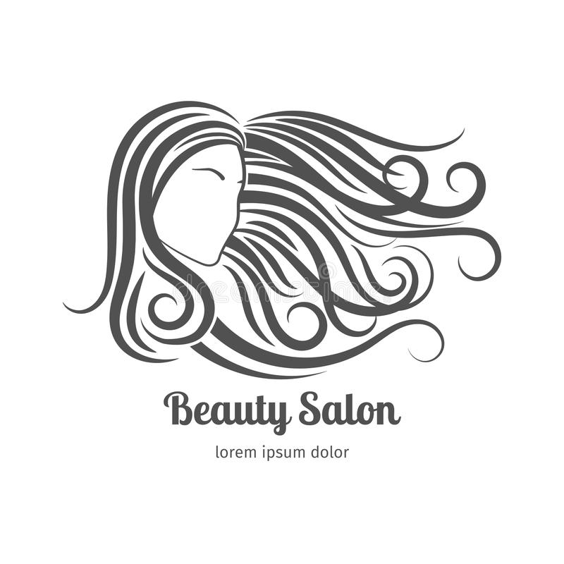 Download Beauty Salon Logo Stock Vector Illustration Of Hair
