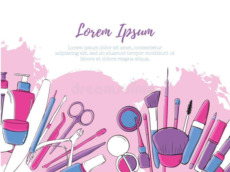 Salon Flyer Stock Illustrations 3 668 Salon Flyer Stock Illustrations Vectors Clipart Dreamstime