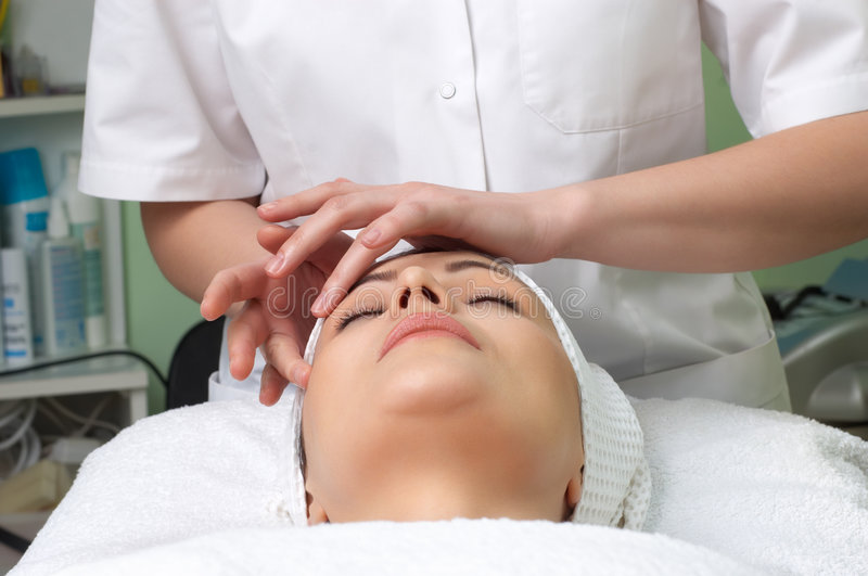 Download Beauty salon series stock photo. Image of health, beauty - 4518554