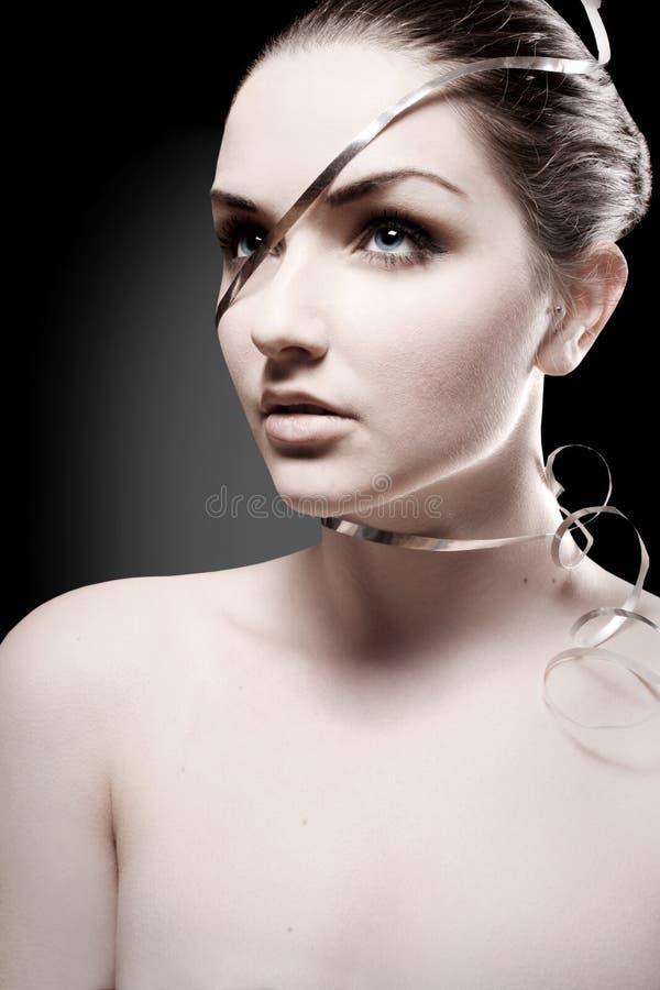 Beauty shot royalty free stock photography