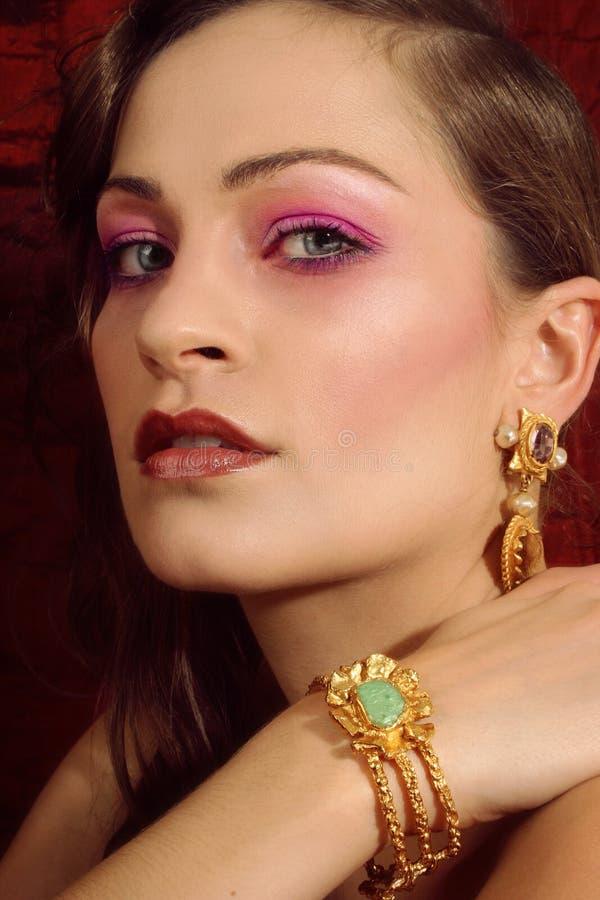 Beauty shot royalty free stock image