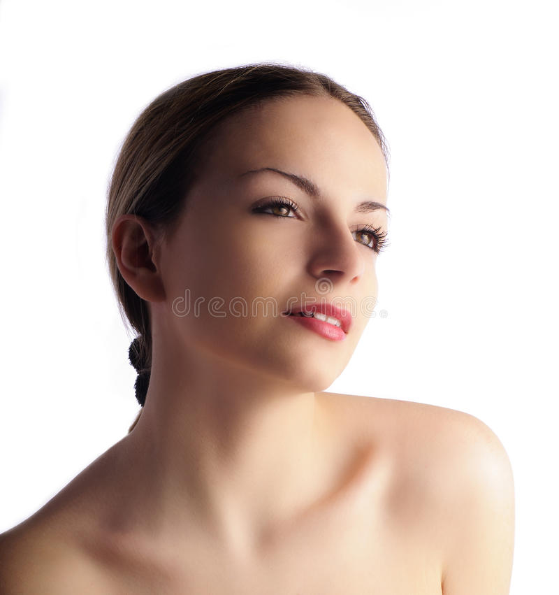 Beauty shot stock photography