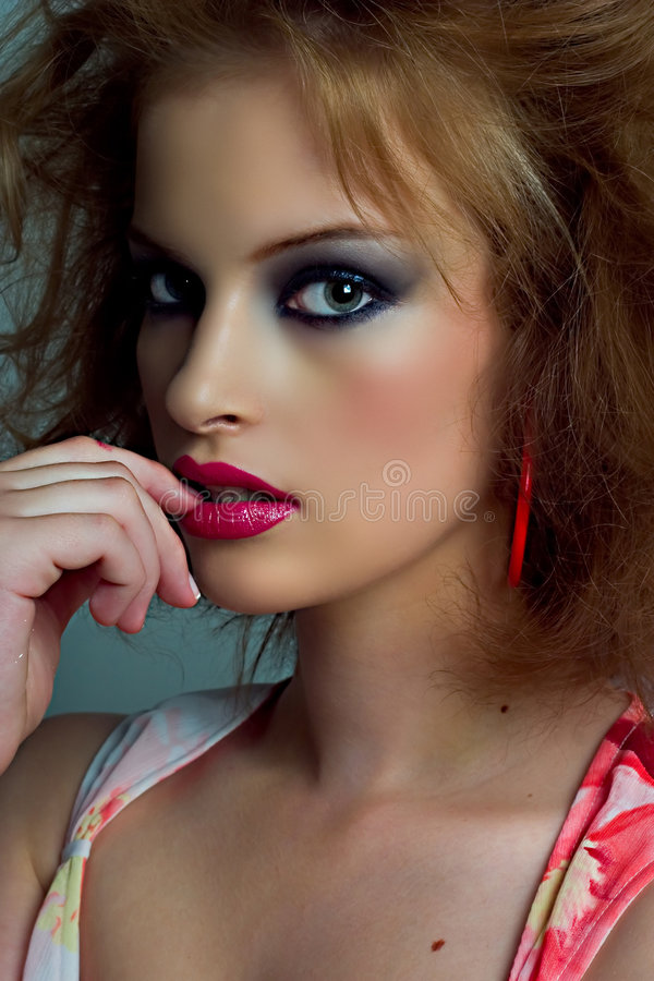 Beauty Shot Stock Photos