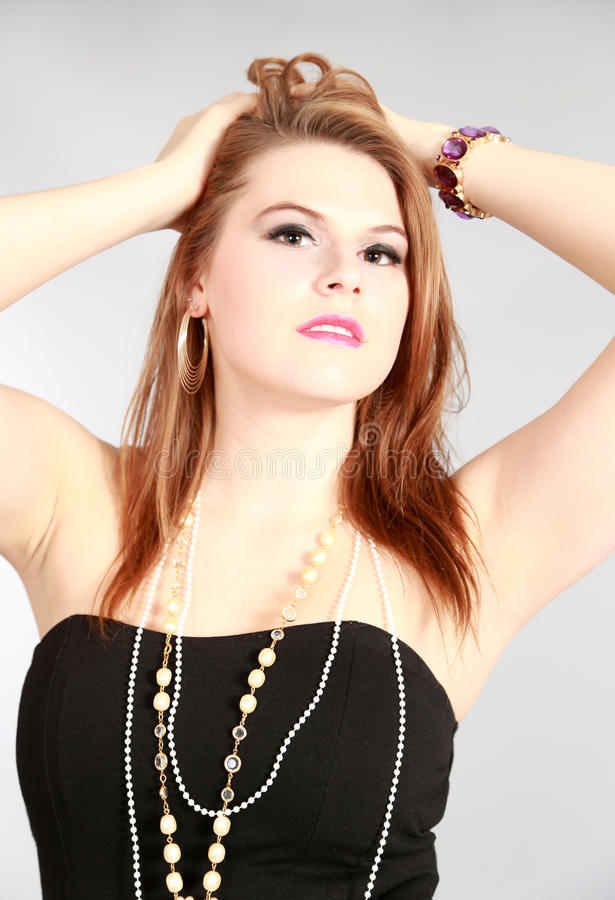 Download Beauty Shot Of Young Woman Stock Photography - Image: 35679902
