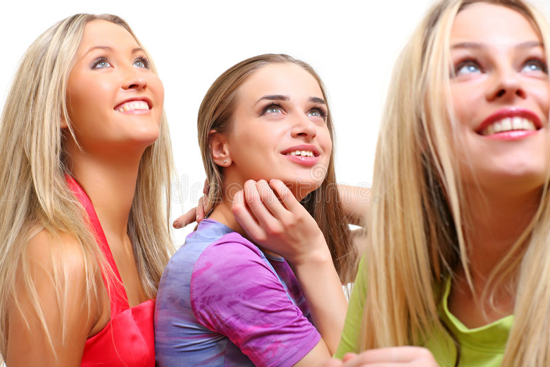 Download Beauty in a smile stock image. Image of team, beautiful - 9036495